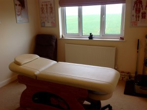 On Site Massage Room