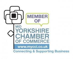 Member Of The Mid Yorkshire Chamber Of Commerce