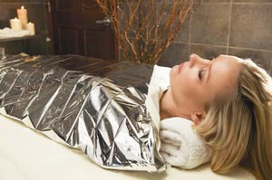 Dead Sea Mud Wrap - Thermal Blanket