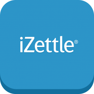 iZettle credit & debit card payments available