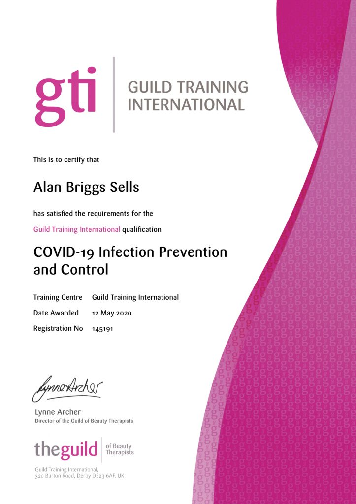 Covid-19 Prevention & Control Qualification